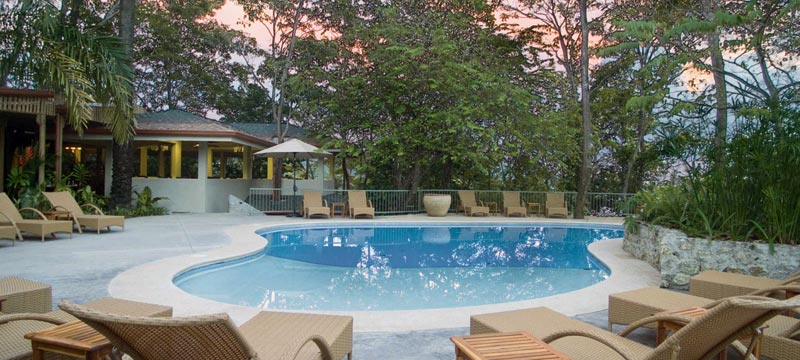 Costa Rica Luxury Beach Hotel - Arenas Del Mar