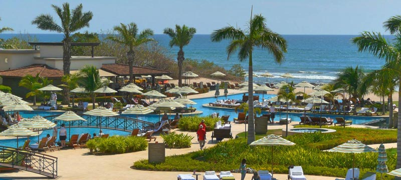 Costa Rica Luxury Beach Resort - JW Marriott Guanacaste